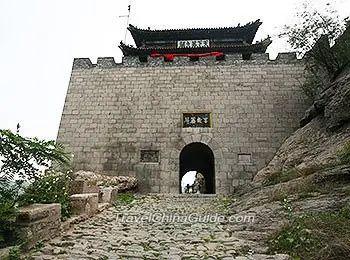Niangziguan Pass, Great Wall