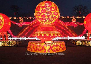 Mid Autumn Festival in Other Asian Countries Festival Lanterns
