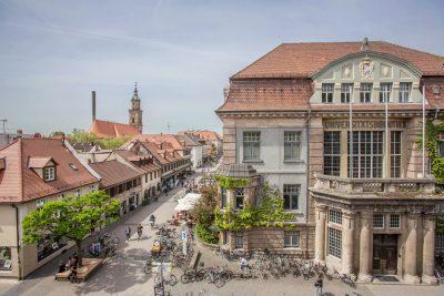 Alte Universitätsbibliothek in Erlangen