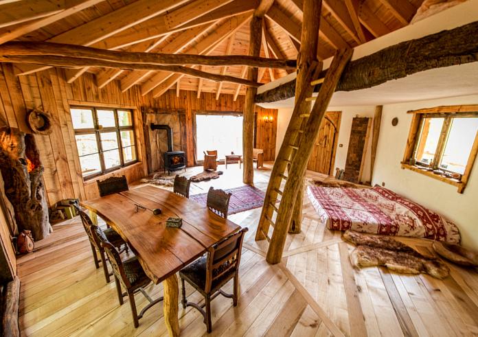 Baumhaushotel Robins Nest.