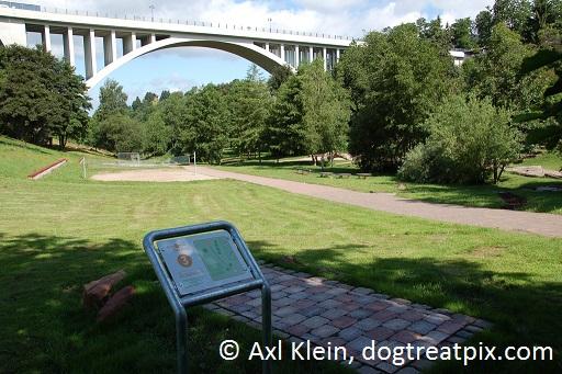 Brücke Pfälzer Wald