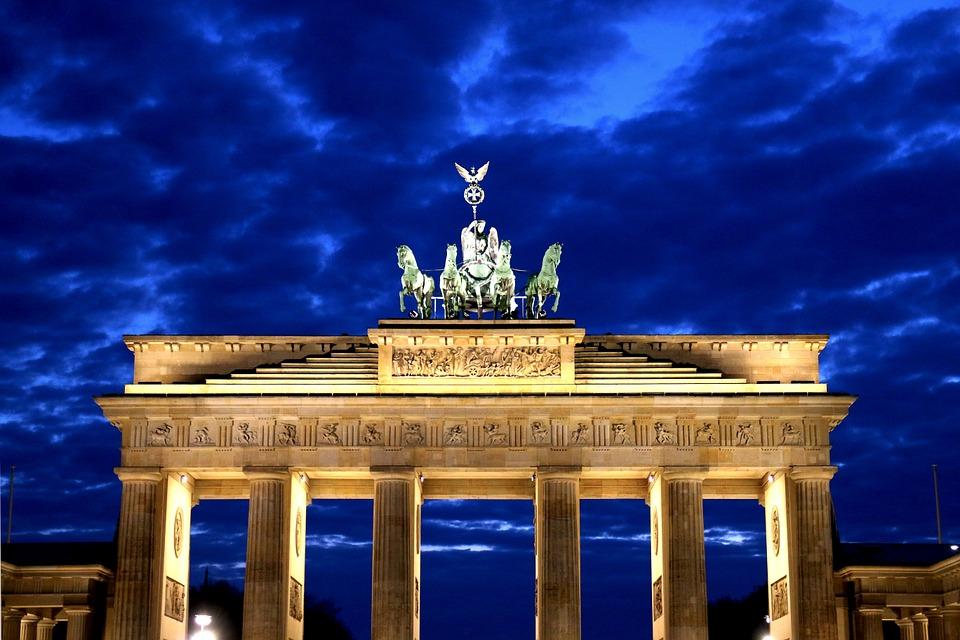 Top 10 Sehenswürdigkeiten Deutschland. Brandenburger Tor
