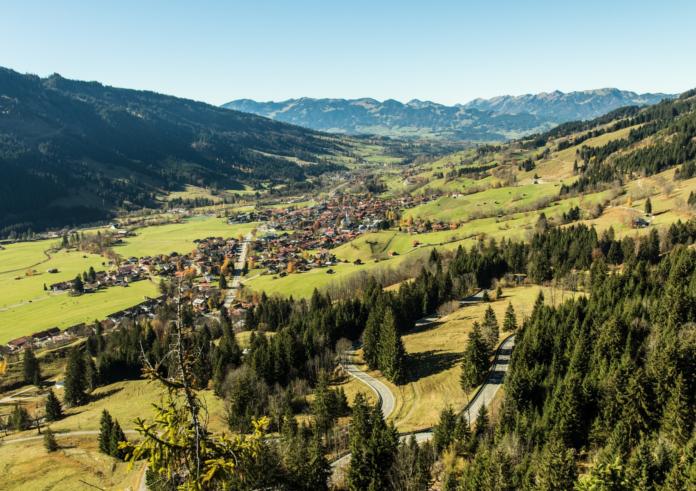 Deutsche Alpenstraße Bayern