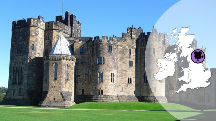 Harry Potter Travel-Guide Alnwick Castle