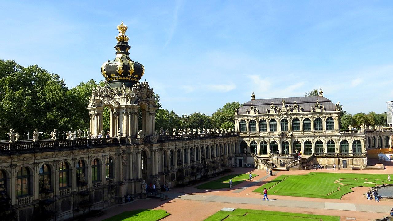 Dresden Sehenswürdigkeiten Zwinger