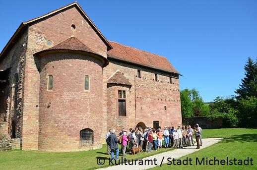 Einhardsbasilika Michelstadt