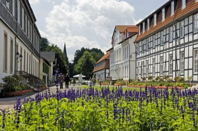 Gräflicher Park Bad Driburg Hauptachse
