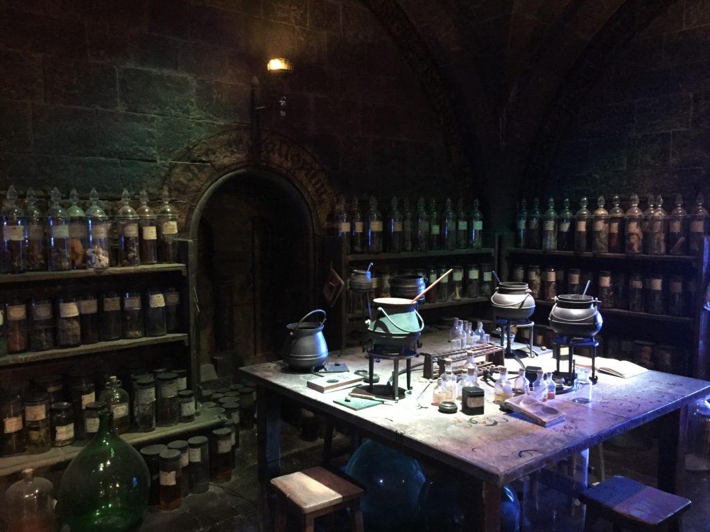 Harry Potter Ausstellung