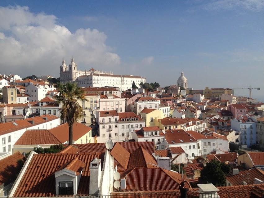 Trend Reiseziel Lissabon