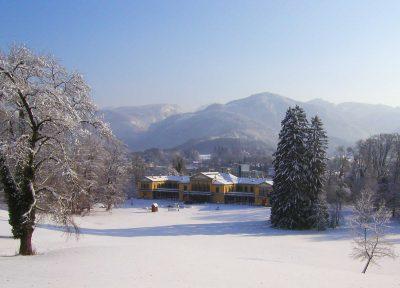 Landschaft Oberoesterreich