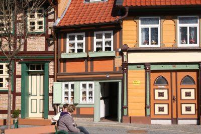 Kleinste Haus Wernigerode