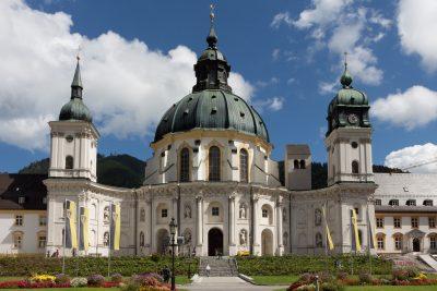 Kloster Ettal von außen
