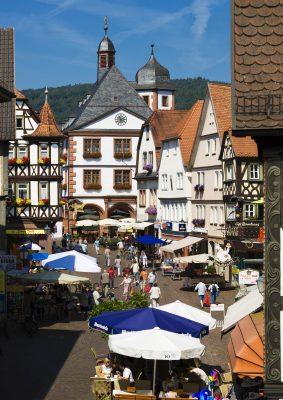 Lohr am Main Altstadt