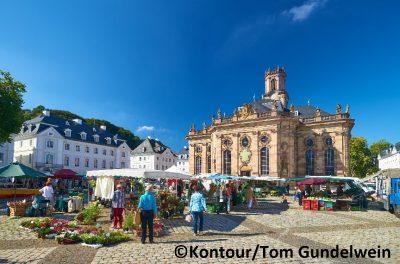 Ludwigskirche Markt