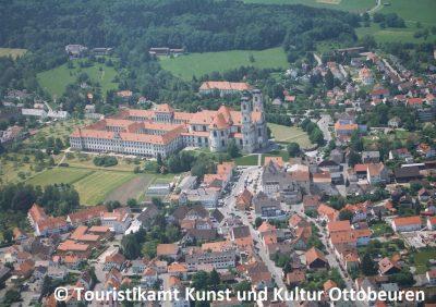 Luftbild Ottobeuren