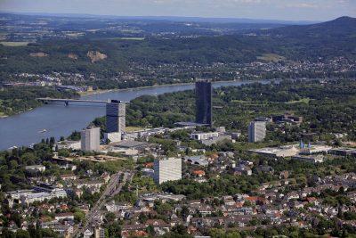 Luftbild Bonn