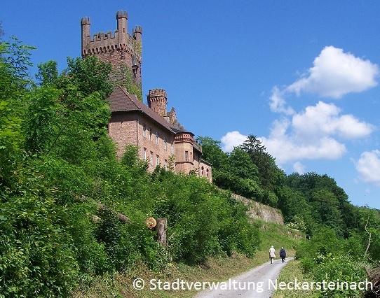 Mittelburg Neckarsteinach
