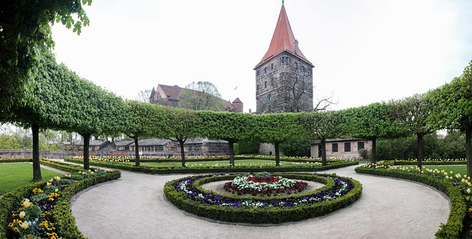 Nürnberg Burggarten
