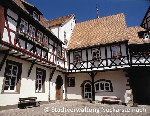 Neckarsteinach Schönauer Hof