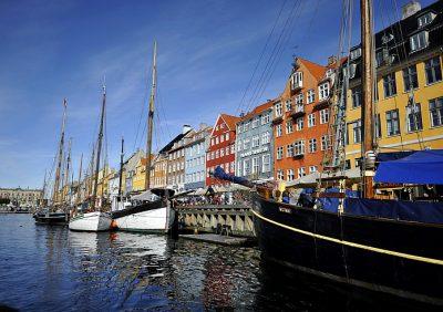 Endlich am Ziel in der Fahrradstadt Kopenhagen