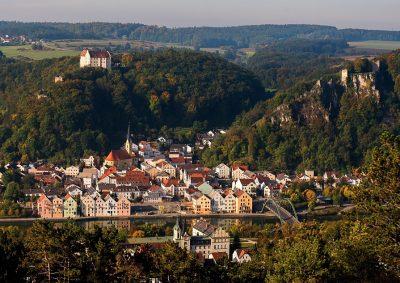 Riedenburg Panorama