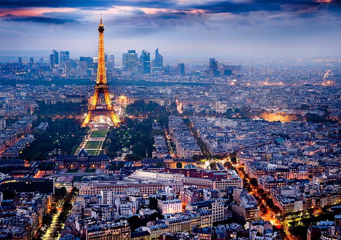 Schönste Städte Europas: Paris
