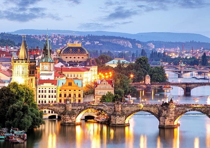 Schönste Städte Europas: Prag
