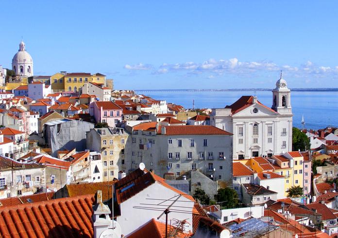 Schönste Städte Europas: Lissabon