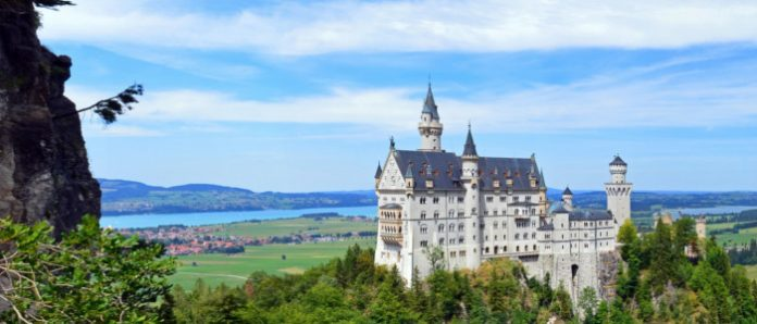 Schloss Neuschwanstein Bayern