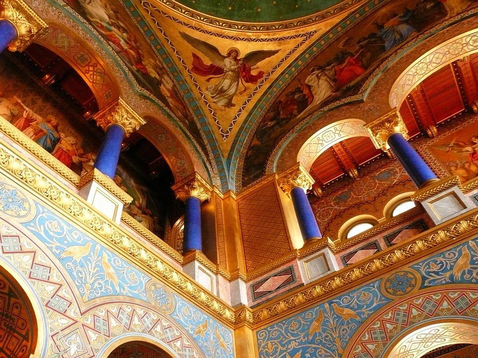 Schloss_Neuschwanstein_Interior