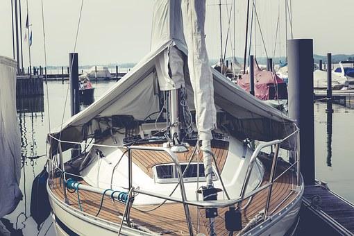Segelboot Bodensee