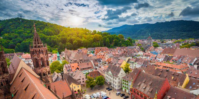 Top 10 Sehenswuerdigkeiten Freiburg