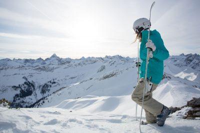 Skifahren Oberstdorf