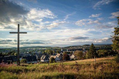 Winterberg Stadtansicht