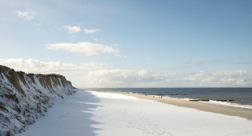 Sylt Düne Strand