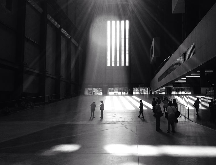 Top 10 London Tate Modern