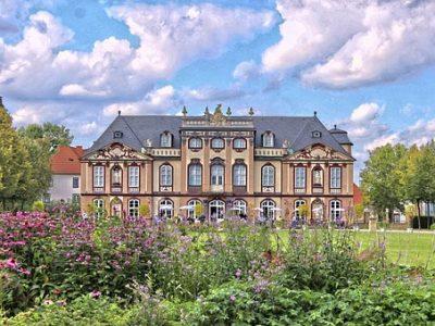 Thüringen Schloss