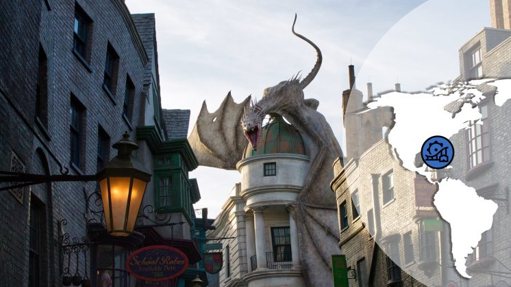 Harry Potter Travel-Guide Orlando