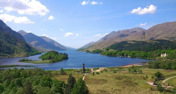 Top 10 Sehenswürdigkeiten Schottland