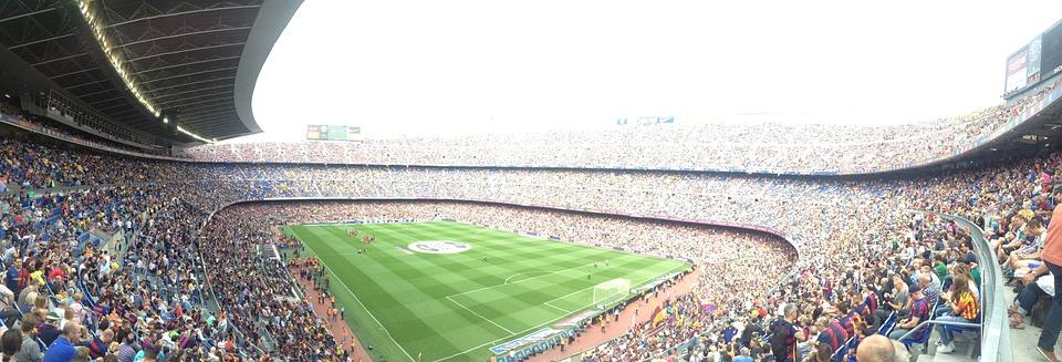 Top 10 Barcelona Camp Nou Stadion