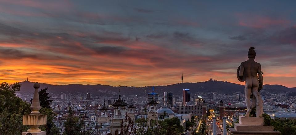 Top 10 Barcelona Parc Montjuic