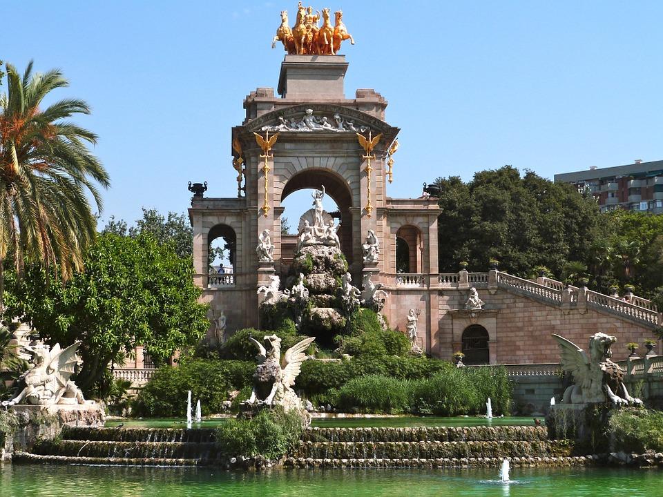 Top 10 Barcelona Parc de la Ciutadella