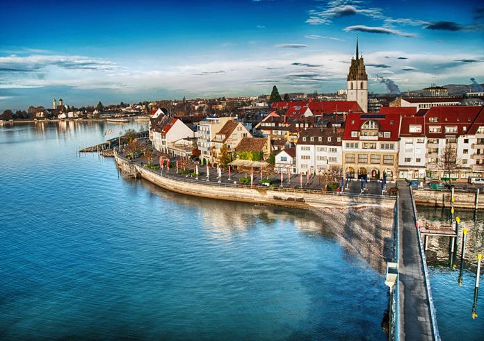 Top 10 Bodensee Friedrichshafen