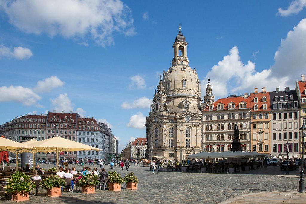 Die schönsten Städte Deutschlands. Dresden.