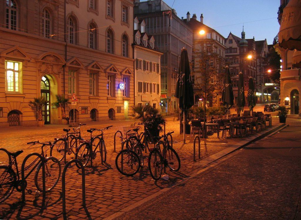 Die schönsten Städte Deutschlands. Freiburg.