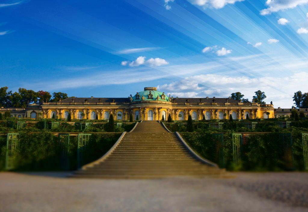 Top 10 Potsdam Sehenswürdigkeiten: Schloss Sanssouci