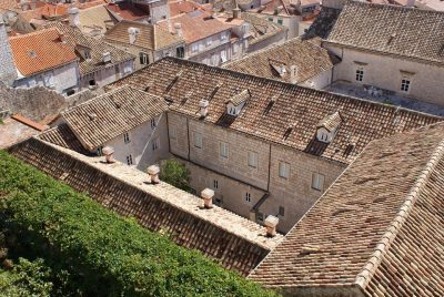 Top 10 Sehenswürdigkeiten Dubrovnik. Altstadt.
