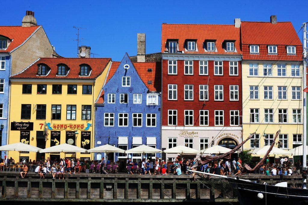 Top 10 Kopenhagen: Nyhavn