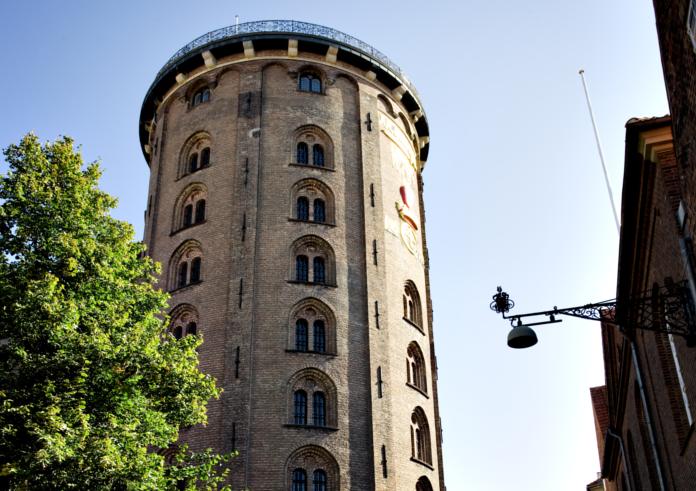 Top 10 Kopenhagen: Runder Turm