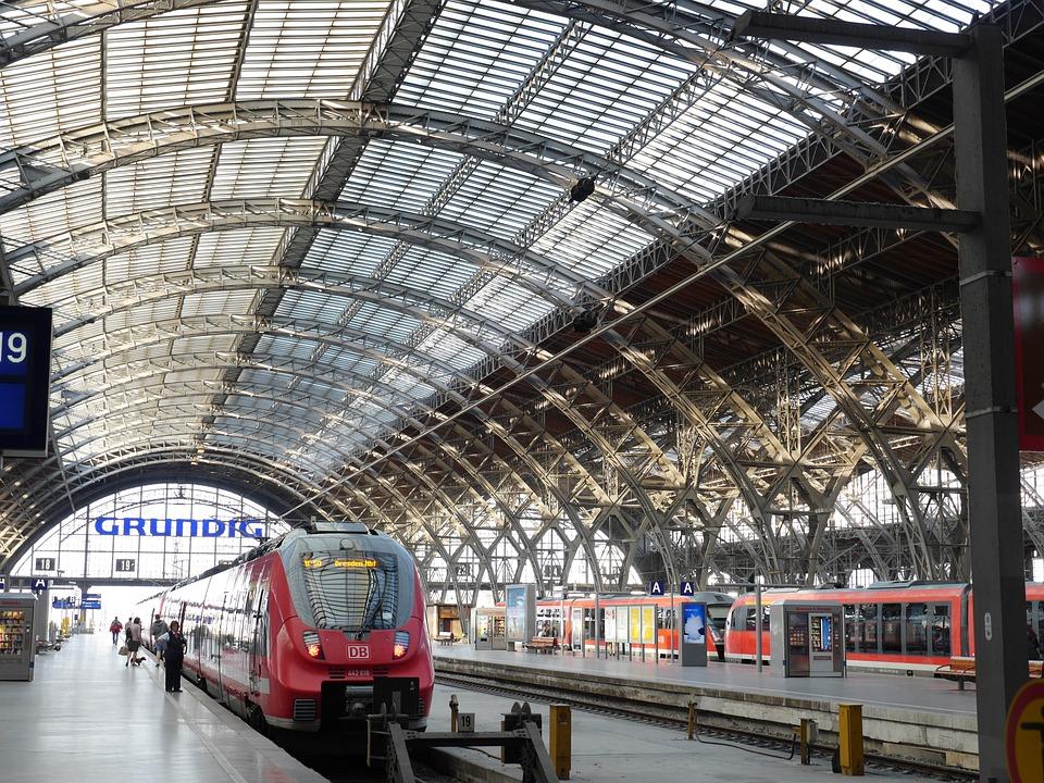 Top 10 Leipzig: Hauptbahnhof